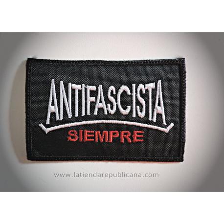 Parche Antifascista Siempre